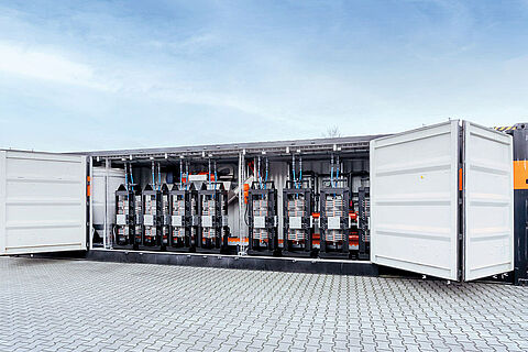 MemFis mobile separation and filtration system