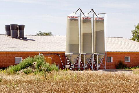 EcoMatic pro dry feeding system
