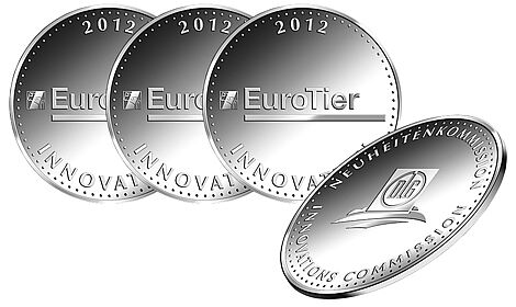 EuroTier 2012: Big Dutchman awarded four innovation medals