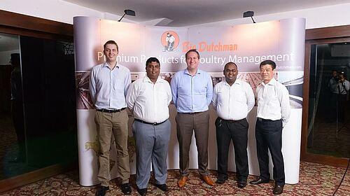 Big Dutchman team