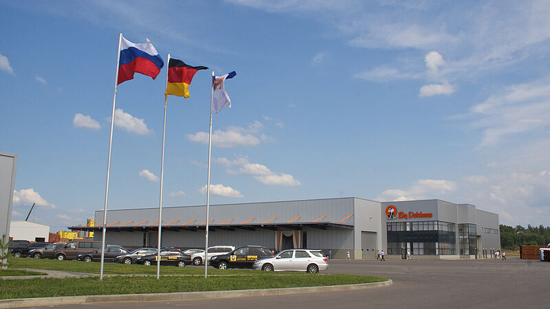 Logistics Center Kaluga, Russia