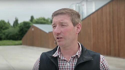 Interview with farm manager Gordon Alexander