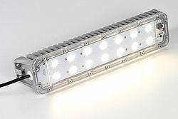 LED panel light HELIOS