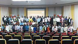 Group photo with all attendees