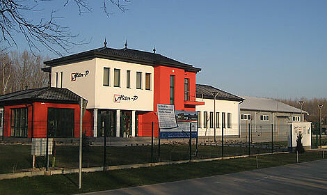 Hungary: inauguration of the new office building and warehouse of Aliter-P