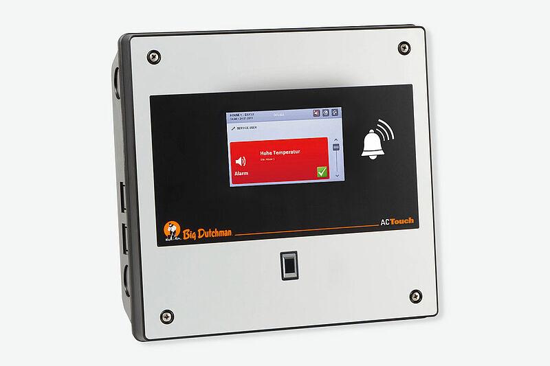 AC Touch big dutchman signalizacijos sistema