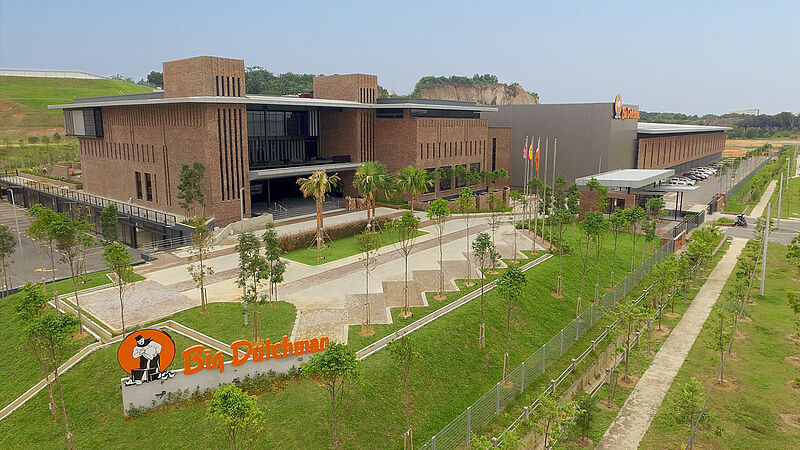 Big Dutchman regional head office in Malaysia