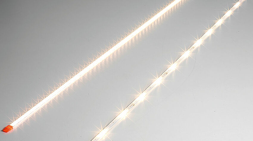 Tube lamp FlexLED