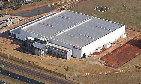 Inauguration of the new Big Dutchman facility in Araraquara, Brazil