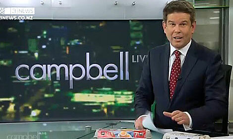 Campbell Live educates viewers on egg production systems.