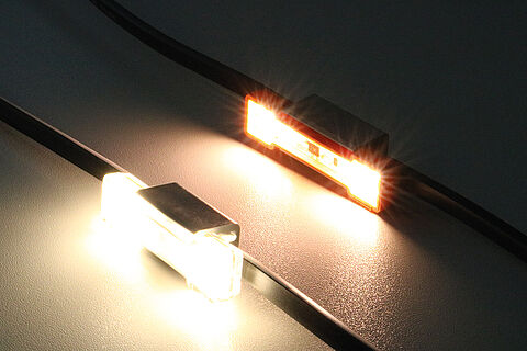 LED tube lamp FlexLED eco