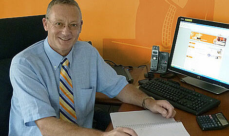 Philip Dye, head of the India office. He will focus on the promotion of the company's tried and tested poultry systems.