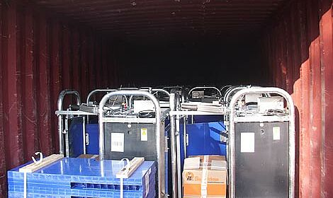 Electronic sow feeding systems Callmatic2 i