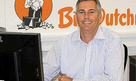 Brian McCawley, President of Big Dutchman China