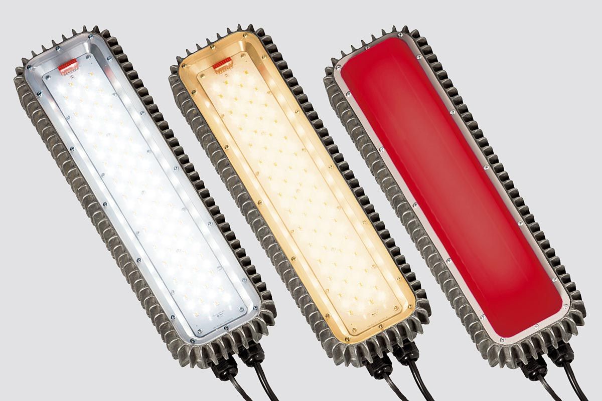 zeus is the first led lamp to allow replacement of individual parts