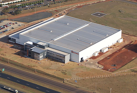 Big Dutchman Opens New Facility In Araraquara Brazil